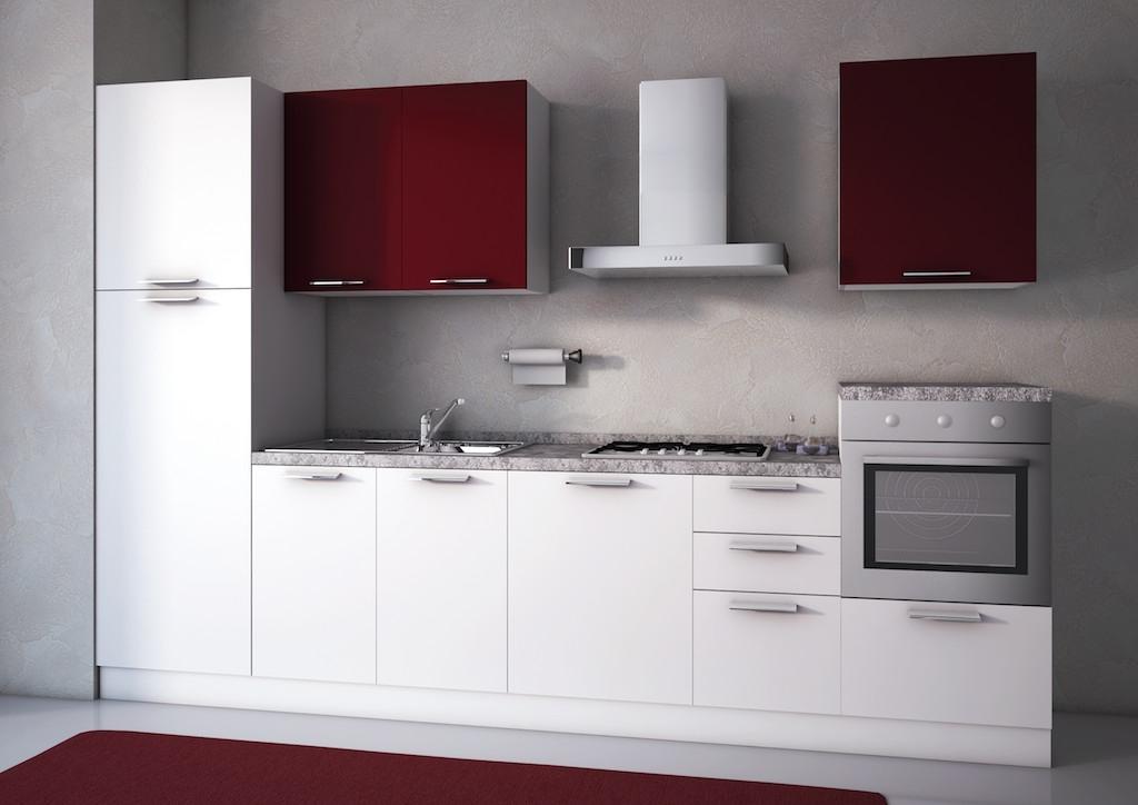 Cucina moderna corynne cucine a prezzi scontati for Cucina moderna altezza
