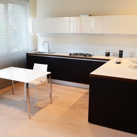 Cucina moderna design varenna alea penisola bancone cucine a prezzi scontati - Cucina varenna prezzi ...