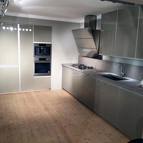 Cucina design effeti unika scontata del 65 cucine a for Pattumiera cucina design