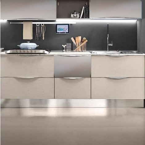 Cucina Frassino Moderna Pictures to pin on Pinterest
