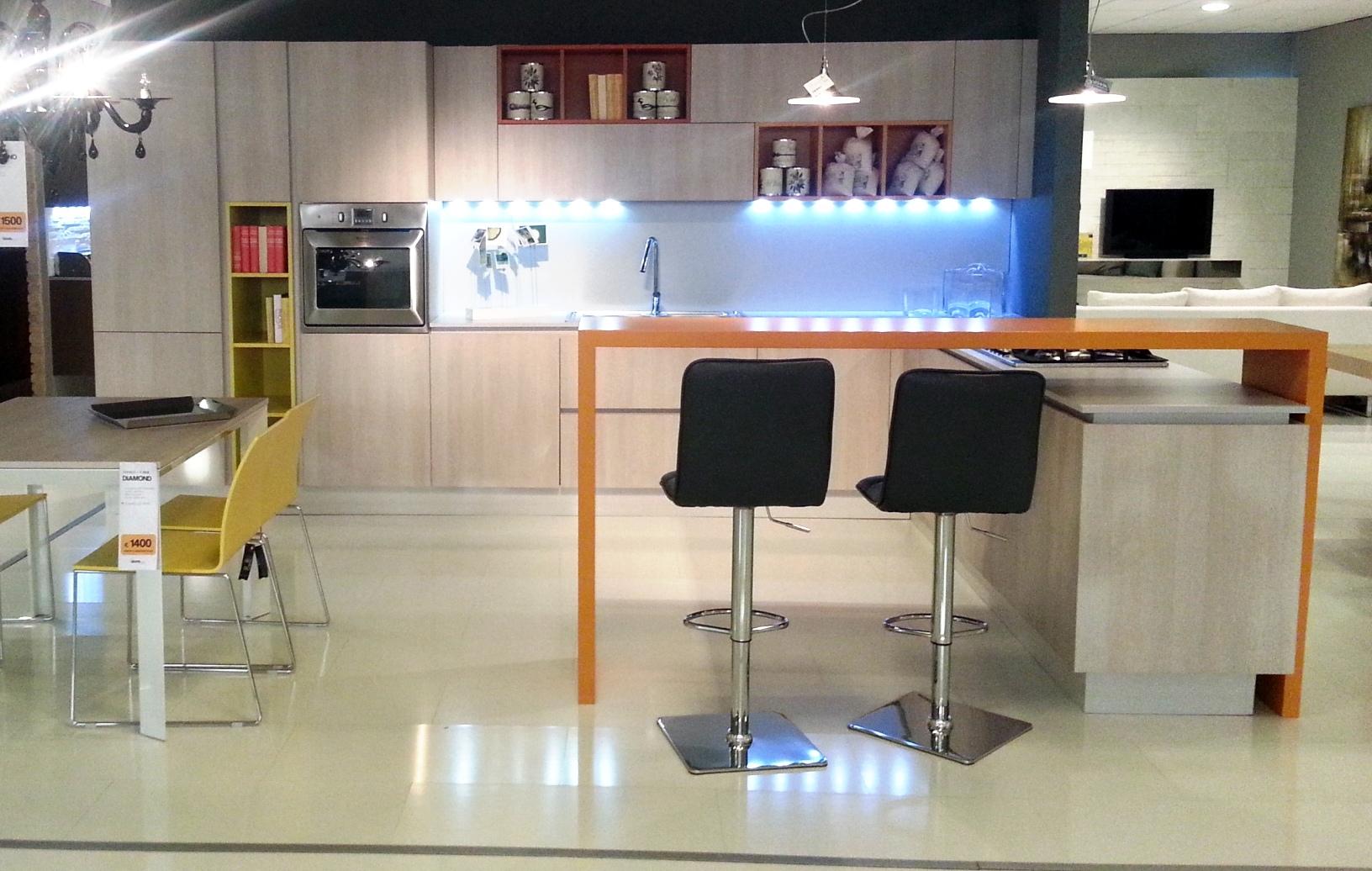 Stunning Cucine Rovere Sbiancato Moderne Ideas - acrylicgiftware ...