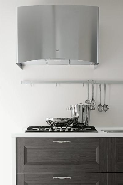 Cucina moderna grigia lineare in offerta cucine a prezzi for Cucina lineare offerta