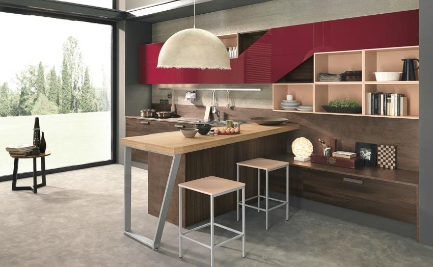 Soggiorno E Cucina Moderna ~ NeburiSky.net