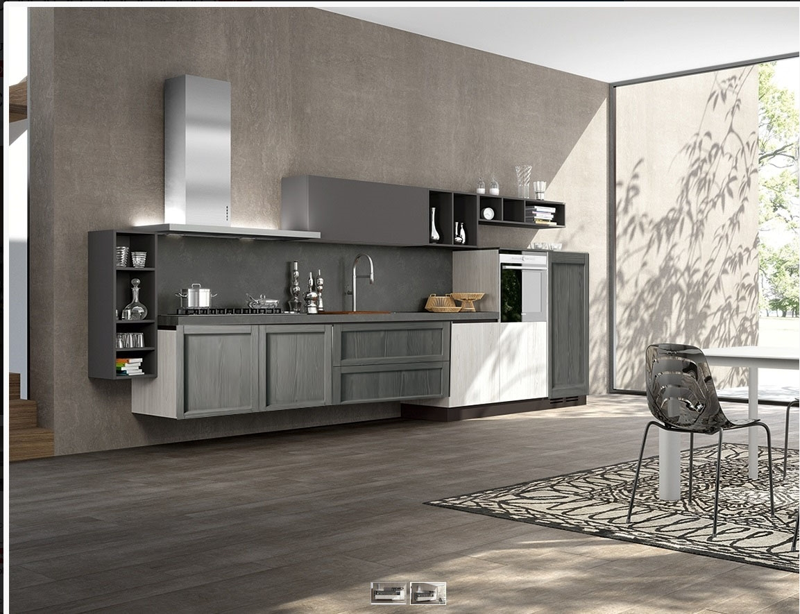 Frigorifero A Colonna. Column Oven And Dishwasher With Frigorifero ...