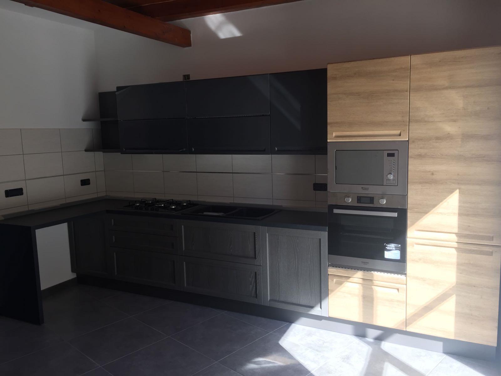 Best Cucine Moderne Scure Contemporary - Home Design Ideas 2017 ...