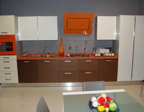 Cucina moderna lineare Ala cucine Time a prezzo scontato