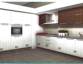Cucina moderna lineare Aran cucine Promo marilyn_v a prezzo scontato