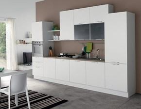 Cucina moderna lineare Aran Marylin a prezzo ribassato