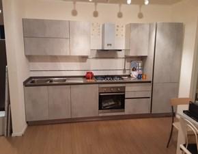 Cucina moderna lineare Arredo3 Kali a prezzo ribassato