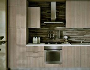 Cucina moderna lineare Artec Paragon 06 a prezzo ribassato