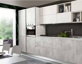 Cucina moderna lineare Artigianale Cucina artigianale mod.california a prezzo scontato