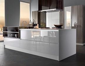 Cucina moderna lineare Astra cucine Zen a prezzo scontato