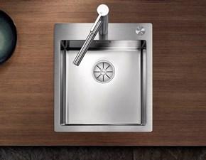 Cucina moderna lineare Blanco Blanco claron 400-if/a a prezzo ribassato