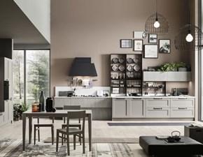 Cucina moderna lineare Colombini casa Cucina contemporanea tradizionale a prezzo scontato