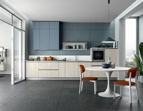 Cucina moderna lineare Colombini casa Cucina lineare speciale design a prezzo ribassato