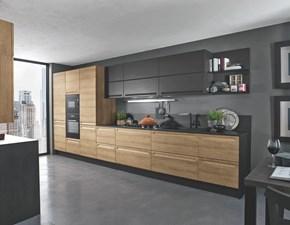 Cucina moderna lineare Colombini casa Promozione arredamento completo a prezzo ribassato