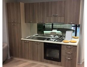 Cucina moderna lineare da 255cm con un ribasso del 39%