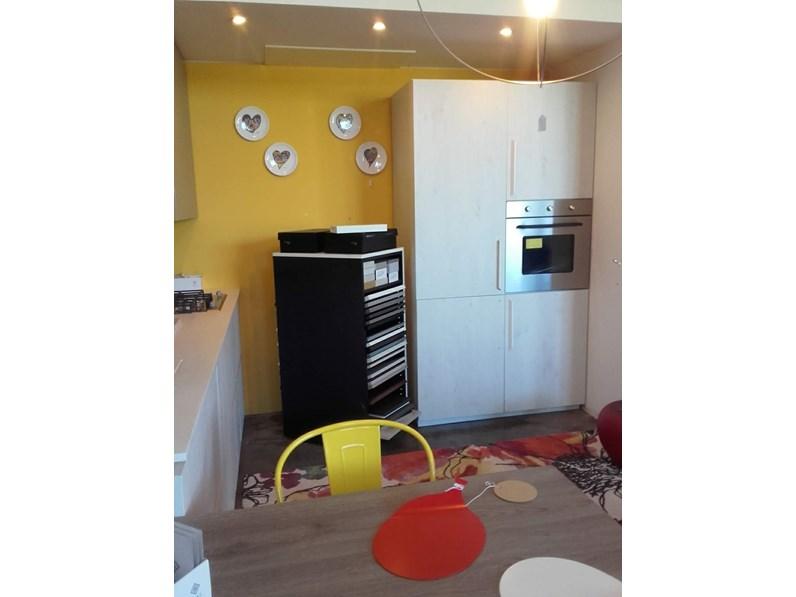 Cucina moderna lineare doimo cucine easy city a prezzo scontato - Cucina moderna prezzo ...