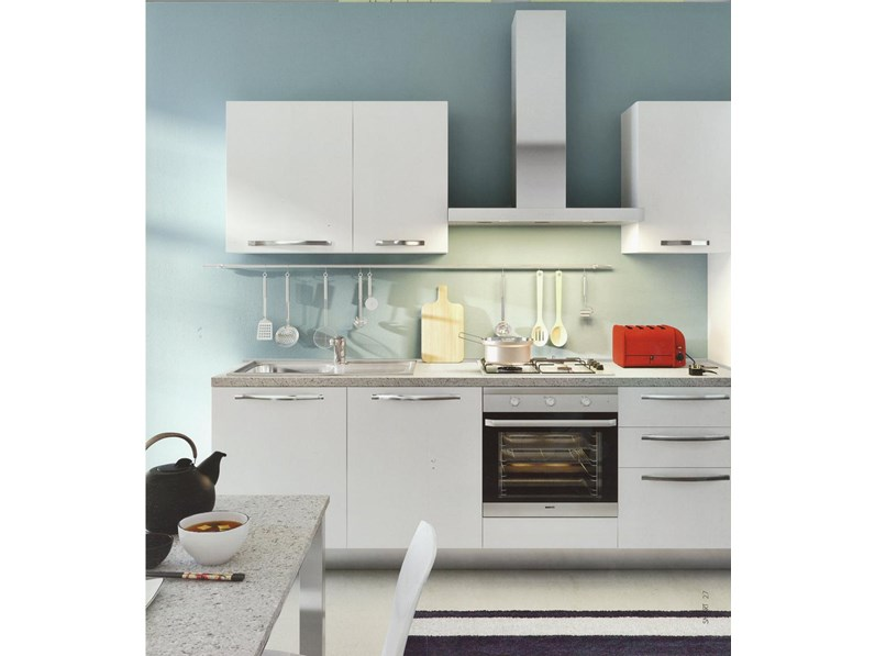 Cucina moderna modello luna finiture a scelta arredo3 cucine for Cucina luna arredo3 prezzi