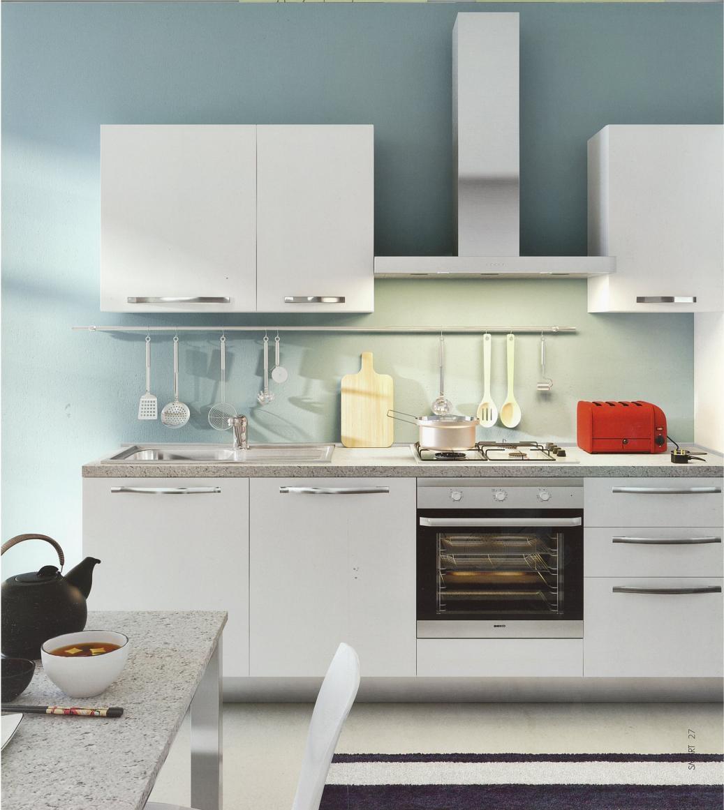 Cucina moderna modello luna finiture a scelta arredo3 for Cucina luna arredo3 prezzi