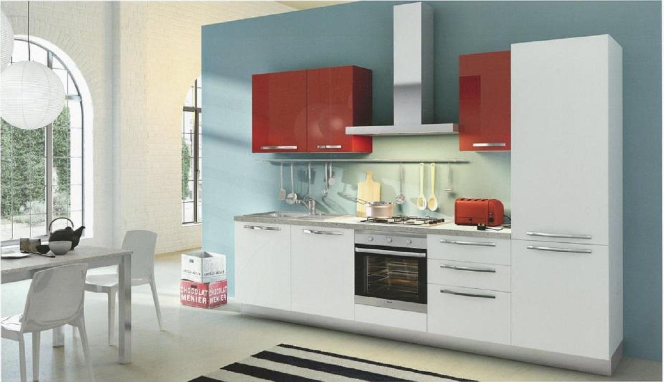 Cucina moderna modello luna finiture a scelta arredo3 for Arredo3 cucine prezzi