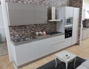 Cucina moderna lineare Net cucine Delizia a prezzo ribassato