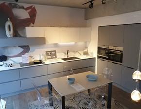 Cucina moderna lineare Record cucine Art.45 completa di elettrodomestici a prezzo scontato