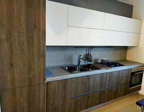 Cucina moderna lineare S75 Linear a prezzo scontato