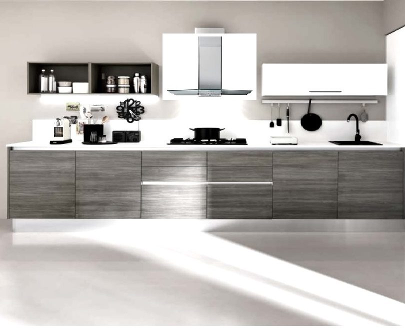 Cucina moderna lineare scontata in offerta outlet for Cucina lineare offerta