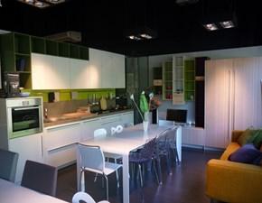 Cucina moderna lineare Snaidero Code a prezzo ribassato