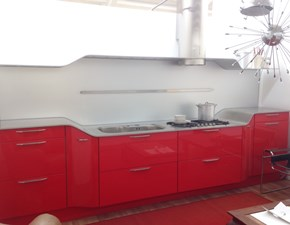 Cucina moderna lineare Snaidero Venus a prezzo ribassato