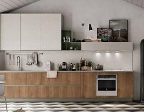 Cucina moderna lineare Stosa cucine Infinity a prezzo scontato
