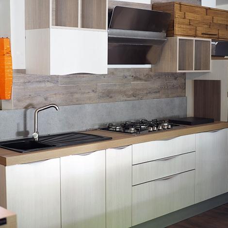 Cucina moderna lineare tranche prezzo offerta outlet completa cucine a prezzi scontati - Cucina moderna prezzo ...