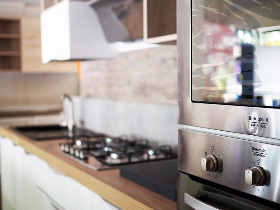 Cucina moderna lineare tranche prezzo offerta outlet completa cucine a prezzi scontati - Cucina completa prezzi ...