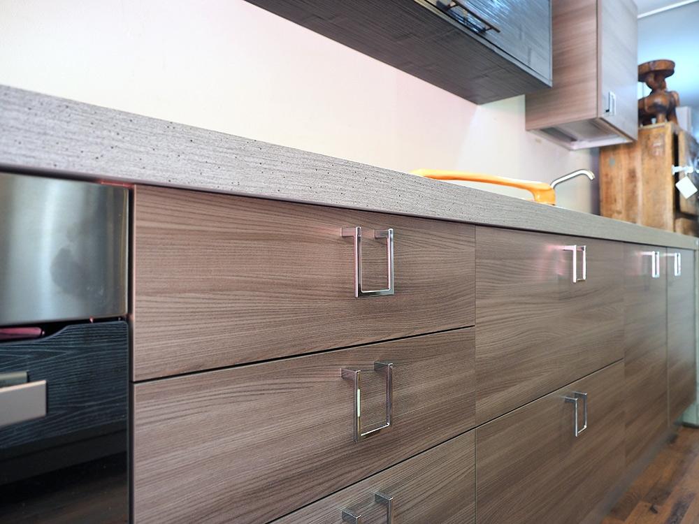 Cucina moderna lineare zen offerta convenienza con for Cucina lineare offerta