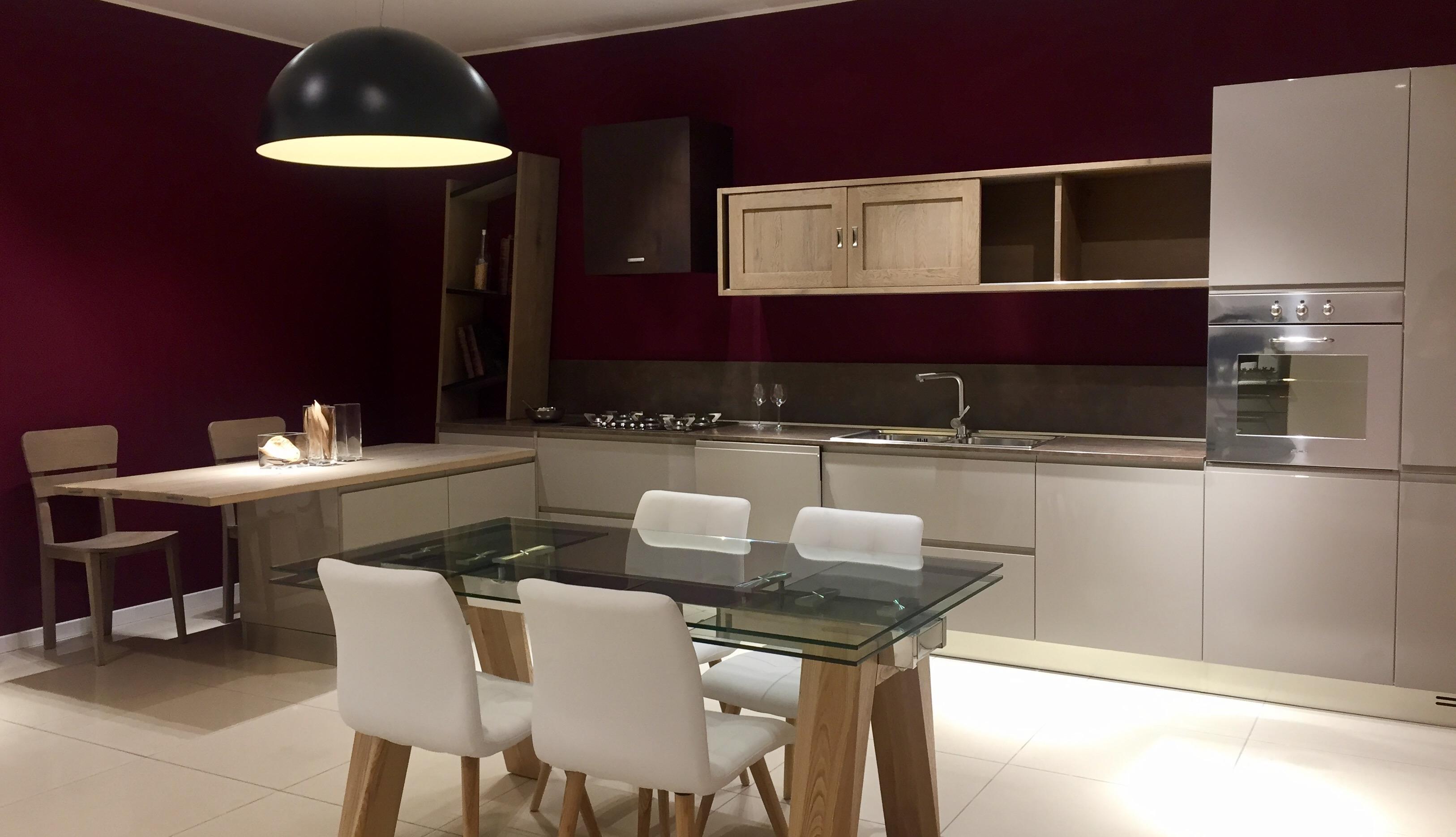 Cucina moderna modello Milano - Cucine a prezzi scontati