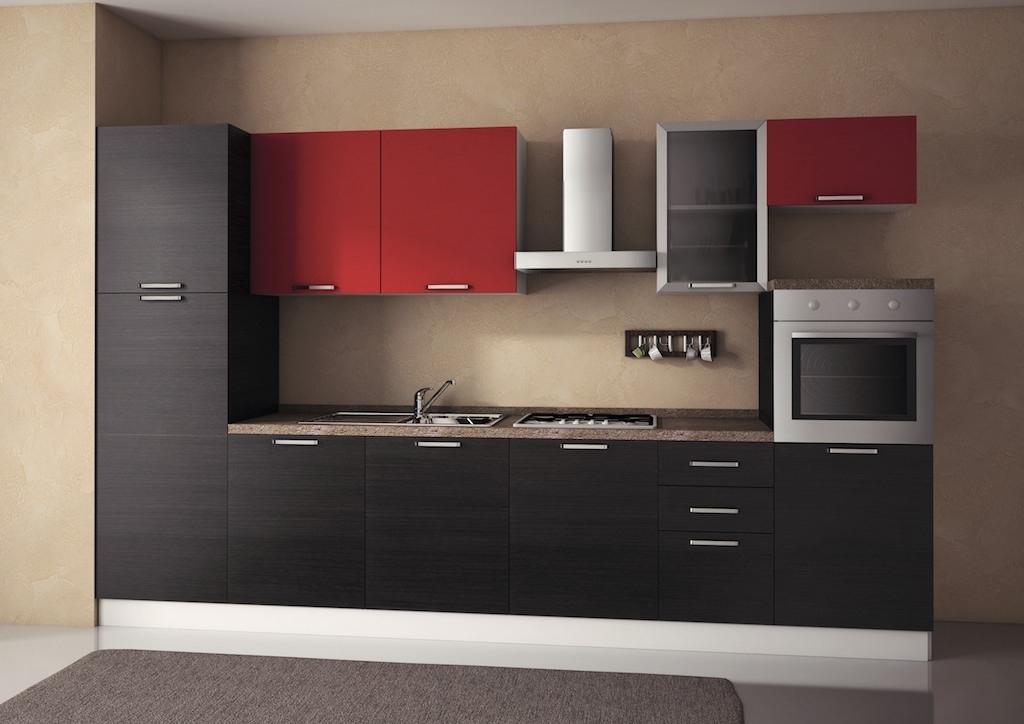Cucina moderna modello tiziana cucine a prezzi scontati for Cucina moderna altezza