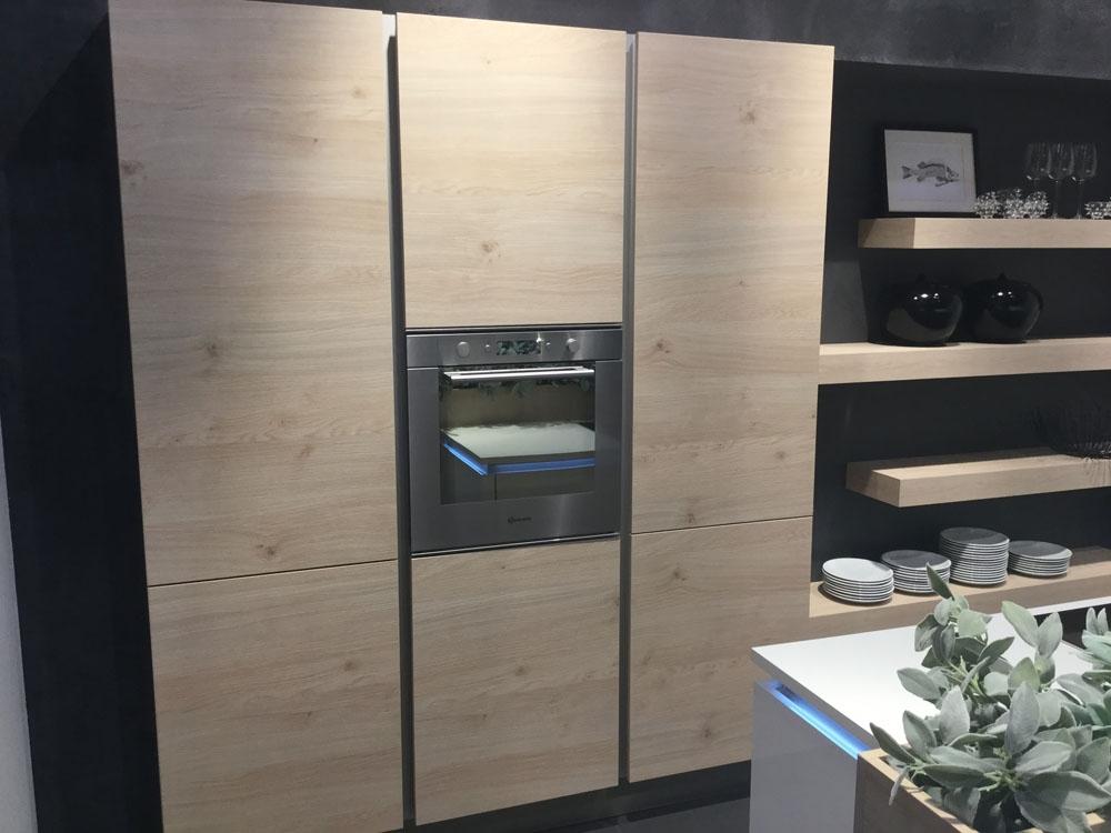 Struttura mensole in cartongesso - Mensole cucina moderna ...