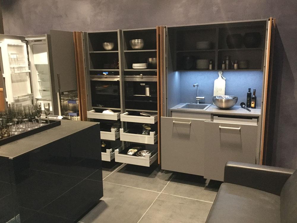 Cucina moderna nolte cucine con isola scontata del 54 - Cucina moderna con isola ...
