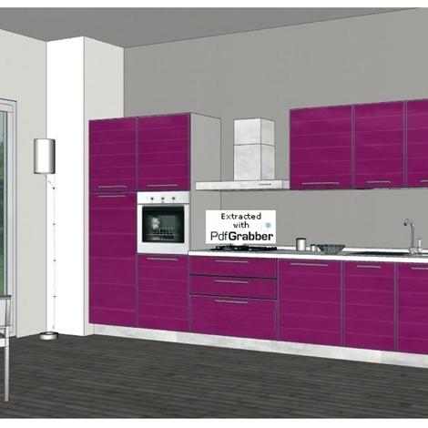 cucina moderna promo basic cucine a prezzi scontati. Black Bedroom Furniture Sets. Home Design Ideas