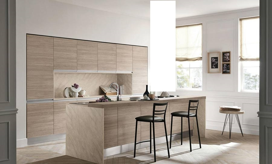Cucine Moderne In Rovere. Mod Petra With Cucine Moderne In Rovere ...