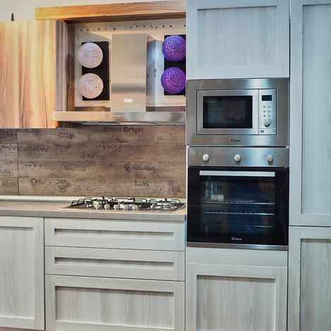 Cucina moderna shabby white chic in offerta nuovimondi - Cucine shabby chic prezzi ...