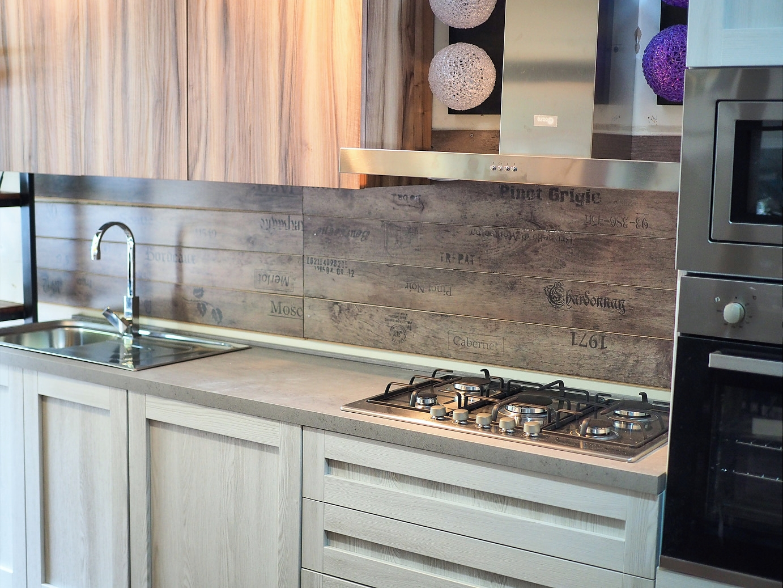 Cucina moderna shabby white chic in offerta nuovimondi - Cucina in offerta ...