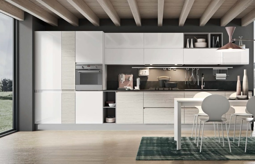Cucina moderna vintage decape 39 in offerta nuovimondi - Cucine moderne in offerta ...