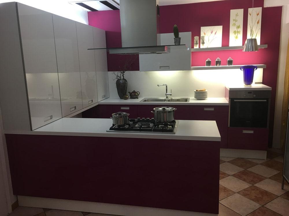 Cucina Moderna Zecchinon Scontata Del 59 Cucine A Cucina Moderna
