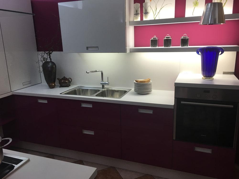 Cucina moderna zecchinon scontata del 59 cucine a for Cucina moderna vezia