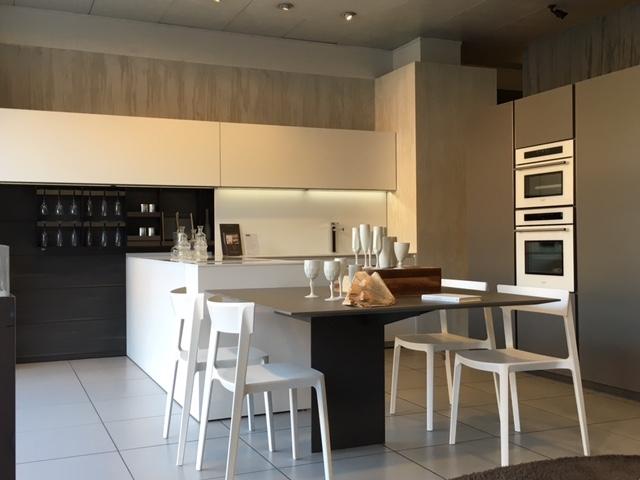 Cucina modulnova light design laccate opaco bianca - Spaccio arredo bagno ...