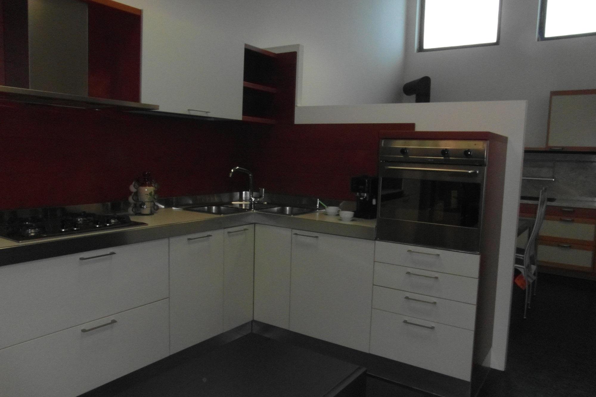 Cucina modulnova milano moon scontato del 61 cucine a - Cucine modulnova prezzi ...