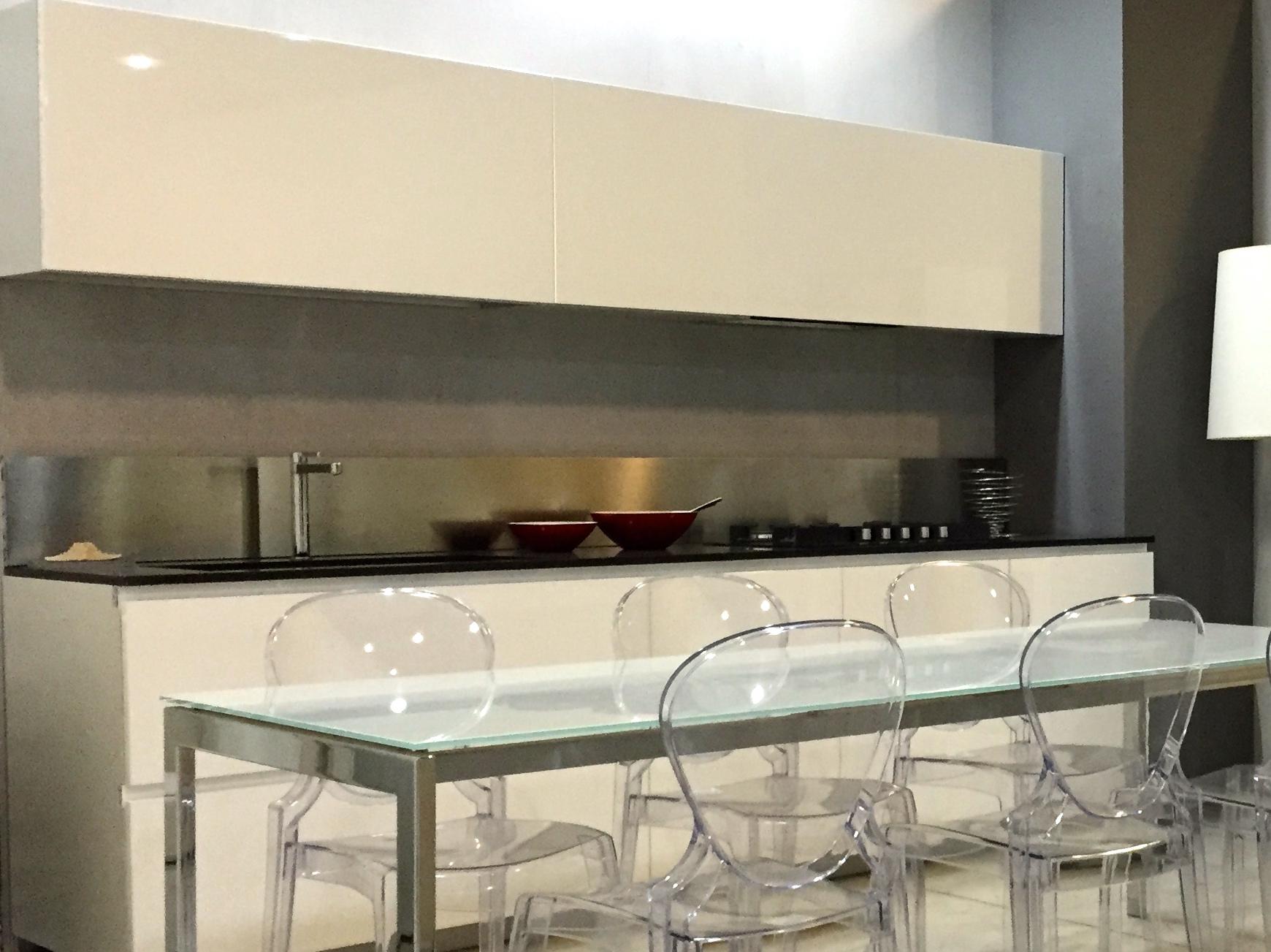 Modulnova Cucina Sp.29 Design Laccato Lucido Bianca Marca: Modulnova  #857346 1740 1303 Veneta Cucine O Modulnova
