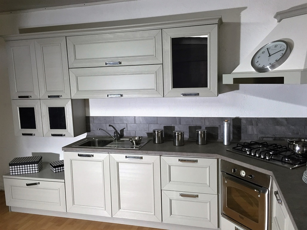 Cucina montecarlo stosa cucine scontata del 59 cucine a - Ardesia per cucinare ...